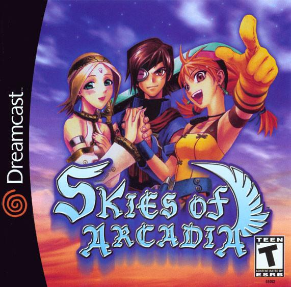 Skies Of Arcadia  - Disc #2