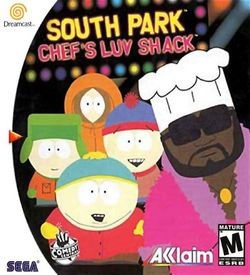 South Park Chef's Luv Shack ROM