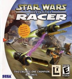Star Wars Episode I Racer ROM