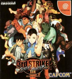 Street Fighter III 3rd Strike Fight For The Future ROM