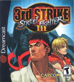 Street Fighter III 3rd Strike ROM
