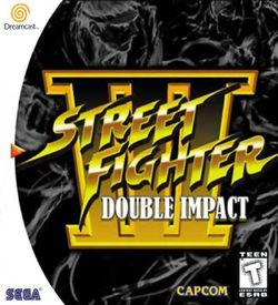 Street Fighter III Double Impact ROM