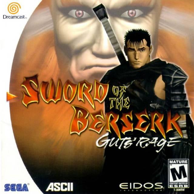 Sword Of The Berserk Guts Rage