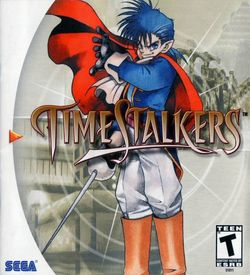 Time Stalkers ROM