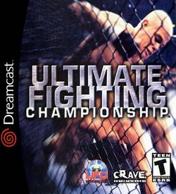 Ultimate Fighting Championship ROM