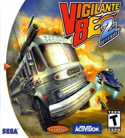 Vigilante 8 2nd Offense ROM