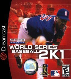 World Series Baseball 2K2 ROM