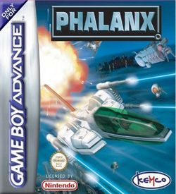 Phalanx - The Enforce Fighter A-144 ROM
