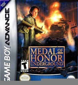 Medal Of Honor - Underground ROM