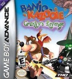 Banjo Kazooie - Grunty's Revenge GBA ROM