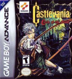 Castlevania - Circle Of The Moon ROM