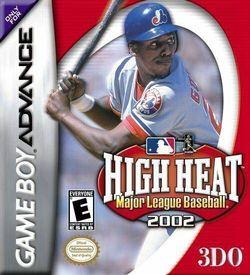 High Heat Major League Baseball 2002 ROM