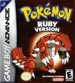 Pokemon - Ruby Version (V1.1) ROM