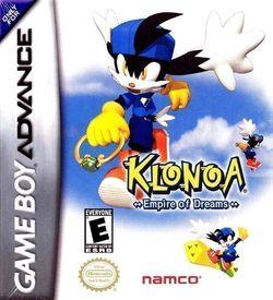 Klonoa - Empire Of Dreams ROM
