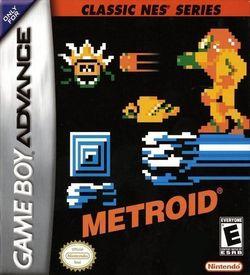 Classic NES - Metroid ROM