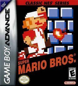 Classic NES - Super Mario Bros. ROM
