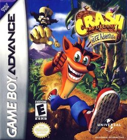 Crash Bandicoot - The Huge Adventure ROM
