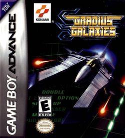Gradius Galaxies ROM