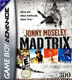 Jonny Moseley Mad Trix ROM