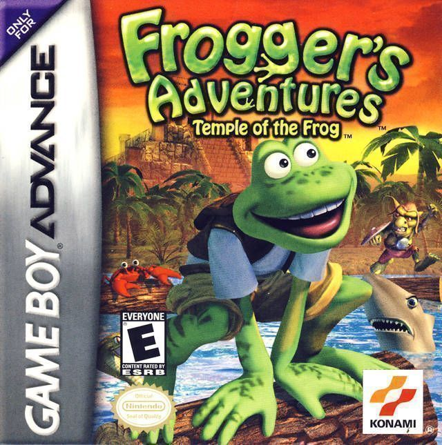 Frogger's Adventures - Temple Of The Frog