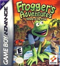 Frogger's Adventures - Temple Of The Frog ROM