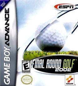 ESPN - Final Round Golf ROM