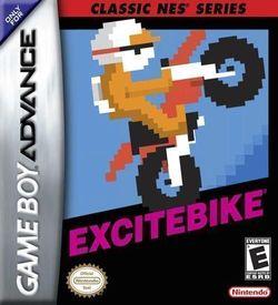 Classic NES - Excite Bike ROM