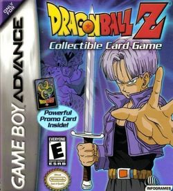 Dragonball Z - Collectable Card Game ROM