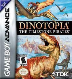 Dinotopia - The Timestone Pirates ROM