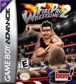 Fire Pro Wrestling 2 ROM
