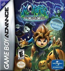Monster Force ROM