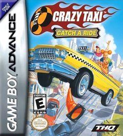 Crazy Taxi - Catch A Ride ROM
