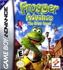 Frogger Advance - The Great Quest ROM