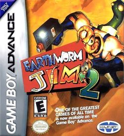 Earthworm Jim 2 ROM