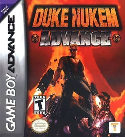 Duke Nukem Advanced ROM