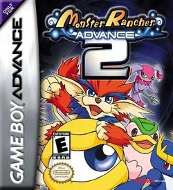 Monster Rancher Advanced 2 ROM