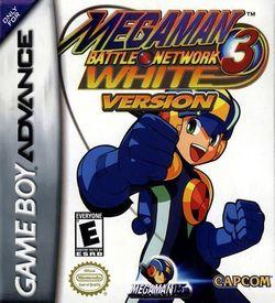 Megaman Battle Network 3 - White Version ROM