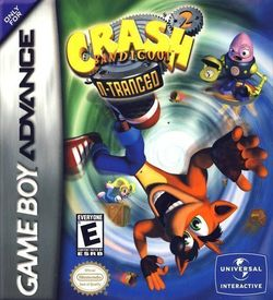 Crash Bandicoot - Fusion ROM
