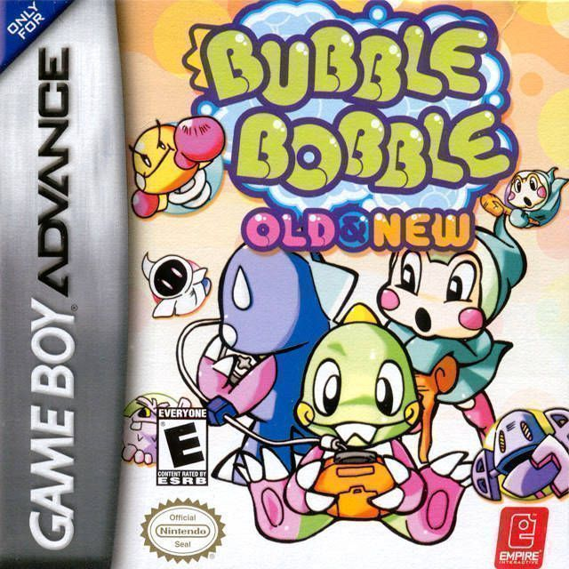 Bubble Bobble - Old And New