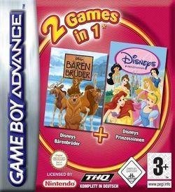 2 In 1 - Brother Bear & Disney Princess ROM