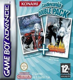 2 In 1 - Castlevania Double Pack ROM