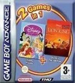 2 In 1 - Disney Princess & The Lion King (Sir VG) ROM