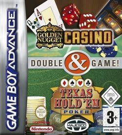 2 In 1 - Golden Nugget Casino & Texas Hold'em Poker ROM