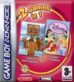 2 In 1 - Koda Fratello Orso & Disney Principesse ROM