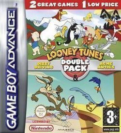 2 In 1 - Looney Tunes Double Pack - Acme Antics & Dizzy Driving ROM