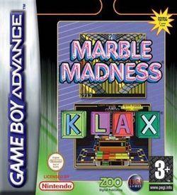 2 In 1 - Marble Madness & Klax (sUppLeX) ROM