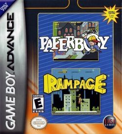 2 In 1 - Paperboy Rampage ROM