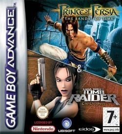 2 In 1 - Prince Of Persia - The Sands Of Time & Tomb Raider - The Prophecy ROM