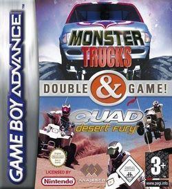 2 In 1 - Quad Desert Fury & Monster Trucks ROM
