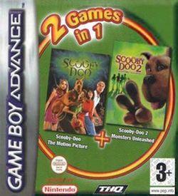 2 In 1 - Scooby-Doo & Scooby-Doo 2 ROM